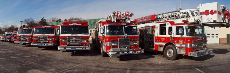 Goshen Fire Company - Fleet