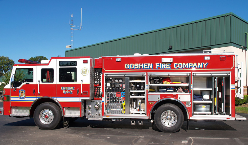 Engine 54-2 Driver Side
